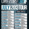 Coast2Coast Tour Dates