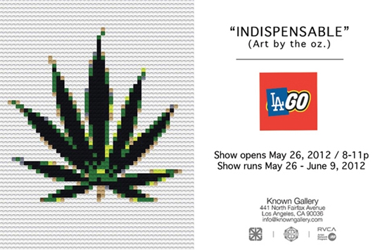 LEGOLIZE IT! | INDISPENSABLE: Art by the ounce