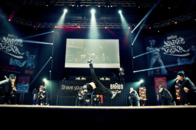 GET READY FOR THE BRAUN BOTY FINALS! November 17, 2012 in Montpellier, France