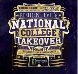 RESIDENT EVIL 6 NATIONAL COLLEGE TAKEOVER