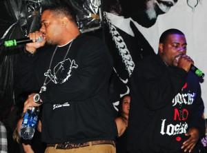 L Mic and Sloan Bone
