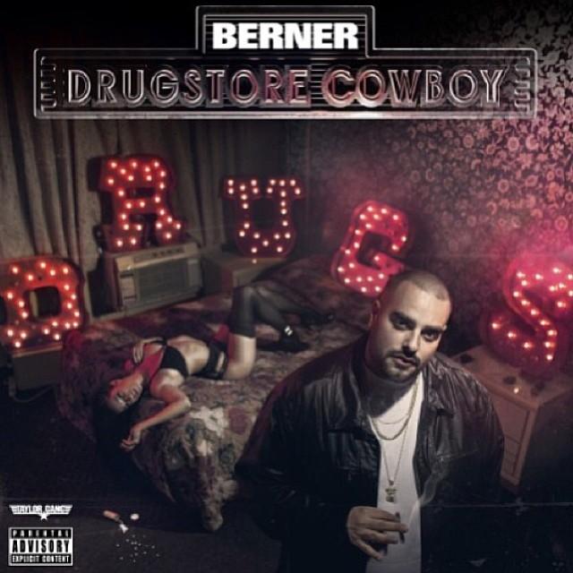 [FREE MIXTAPE] @Berner415 – Drugstore Cowboy