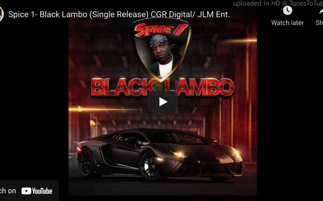 @TheRealSpice1 – Black Lambo