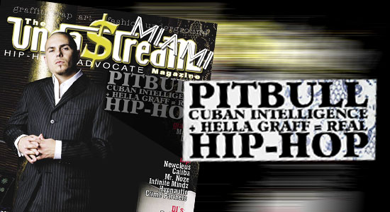 Pitbull Interview – Cuban Intelligence
