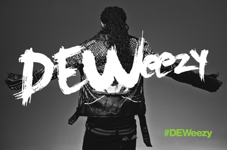 LIL WAYNE PRESENTS THE INTRO TRAILER TO THE #DEWEEZY WEBISODES!
