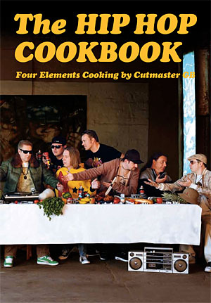 The HIP HOP COOKBOOK