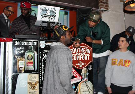 DJ K Tone Kicks Off His B Day Bash Big @ Chances with Michael 5000 Watts